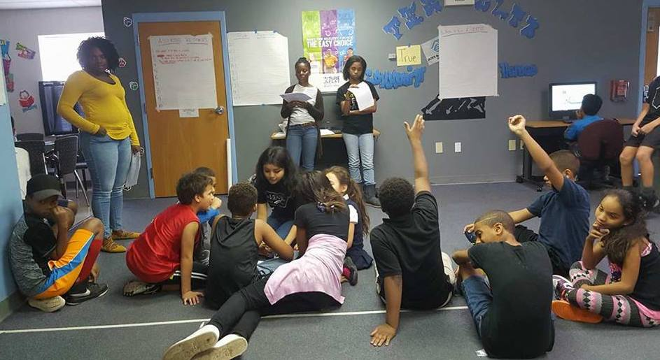 Olivet Boys and Girls Club Peer Education – 9.28.17, Ages 10-12